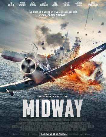 Midway (2019) WEB-DL 720p Full English Movie Download