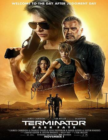 Terminator Dark Fate 2019 HDCAM 720p Full English Movie Download