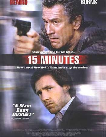 15 Minutes (2001) BluRay 720p Dual Audio In [Hindi English]