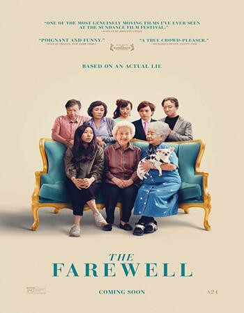 The Farewell (2019) WEB-DL 720p Full English Movie Download