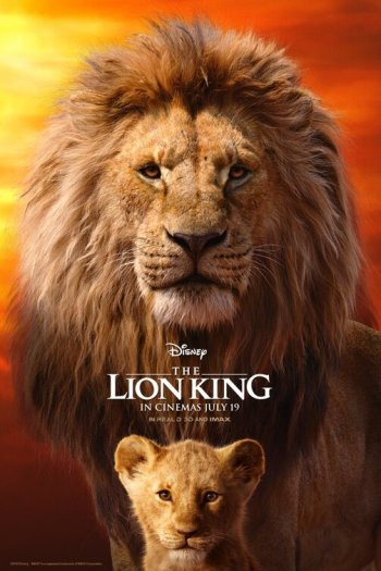 The Lion King (2019) BluRay 720p Full English Movie Download