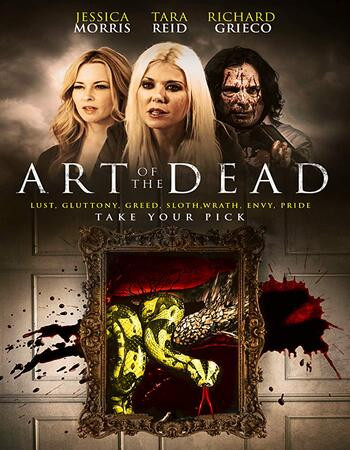 Art of the Dead (2019) WEB-DL 720p Full English Movie Download