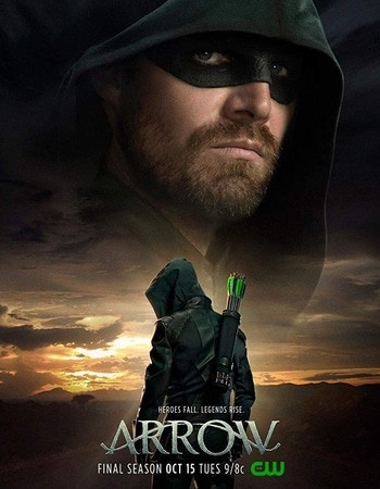 Arrow 2012 S08 Complete WEB-DL 720p Full Show Download