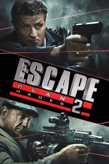 Escape Plan 2 Hades (2018) BluRay 720p Dual Audio ORG In [Hindi English]