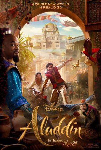 Aladdin 2019 BluRay 720p Dual Audio In [Hindi English]