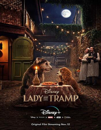 Lady and the Tramp (2019) WEB-DL 720p Full English Movie Download