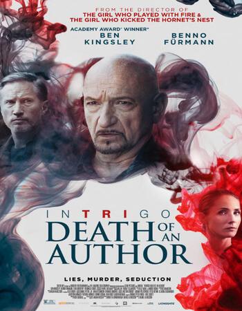 Intrigo Death of an Author (2019) WEB-DL 720p Full English Movie Download