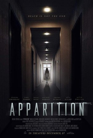 Apparition (2019) WEB-DL 720p Full English Movie Download