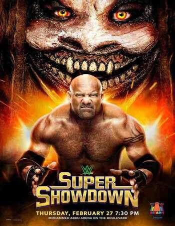 WWE Super ShowDown (2020) PPV WEBRip 720p Full Show Download