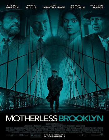 Motherless Brooklyn (2019) WEB-DL 720p Full English Movie Download