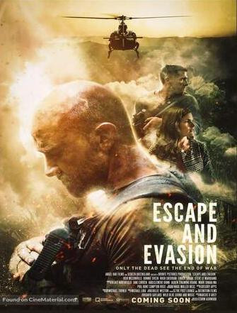 Escape And Evasion 2019 WEB-DL 720p HC Full English Movie Download