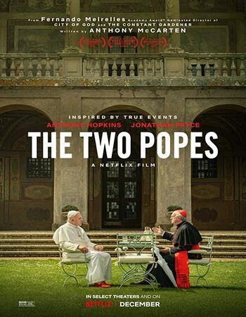 The Two Popes (2019) WEB-DL 720p Full English Movie Download