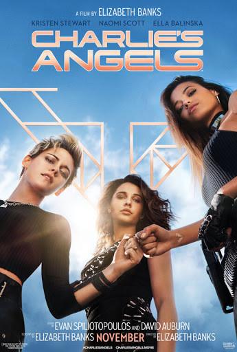 Charlies Angels (2019) BluRay 720p Dual Audio ORG In [Hindi English]