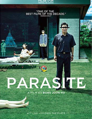 Parasite (2019) BluRay 720p Full Korean Movie Download