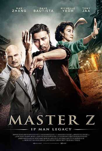 Master Z: The Ip Man Legacy (2018) BluRay 720p Dual Audio In [Hindi English]