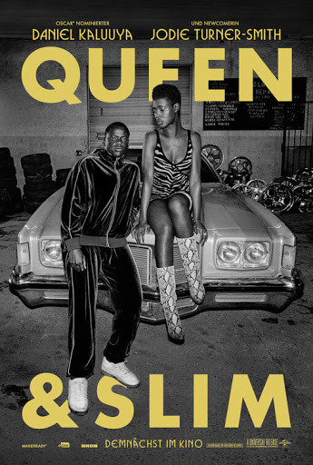 Queen & Slim (2019) BluRay 720p Full English Movie Download