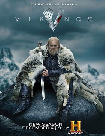 Vikings S06 Complete WEB-DL 720p Full Show Download
