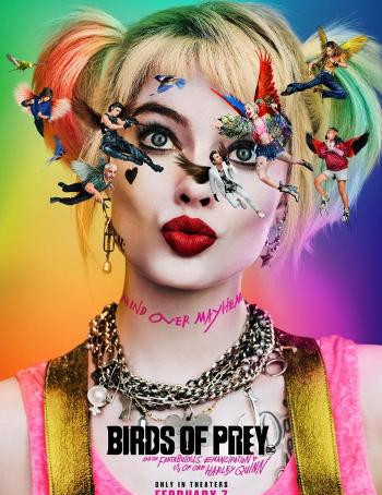 Birds of Prey (2020) WEB-DL 720p Full English Movie Download