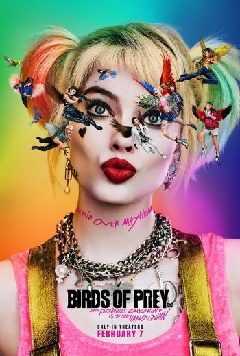 Birds of Prey (2020) WEB-DL 720p Full English Movie Download
