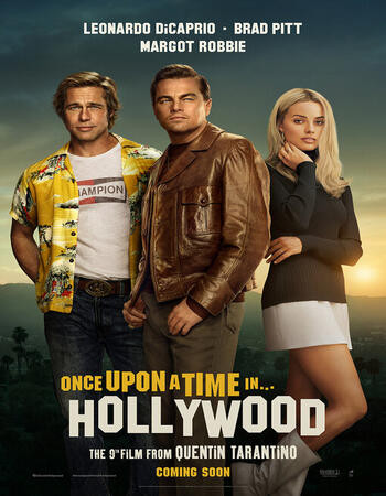 Once Upon a Time In Hollywood (2019) WEB-DL 720p Full English Movie Download