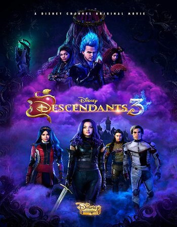 Descendants 3 (2019) WEB-DL 720p Full English Movie Download