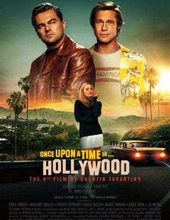 Once Upon a Time In Hollywood (2019) BluRay 720p Dual Audio ORG In [Hindi English]