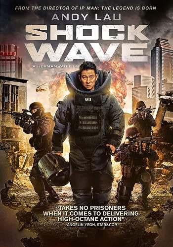 Shock Wave (2017) BluRay 720p Dual Audio ORG In [Hindi Chinese]