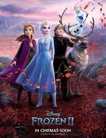 Frozen 2 (2019) BluRay 720p Dual Audio ORG In [Hindi English]