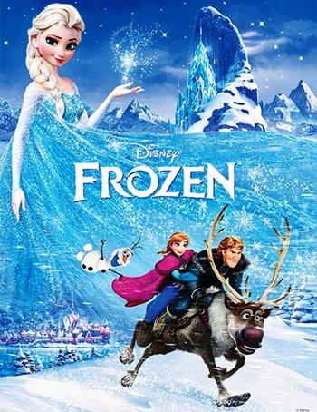 Frozen (2013) BluRay 720p Dual Audio In [Hindi English]