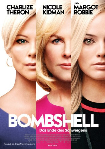 Bombshell (2019) DVDScr 720p Full English Movie Download