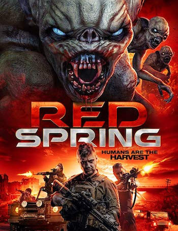 Red Spring (2017) WEB-DL 720p Dual Audio In [Hindi English]