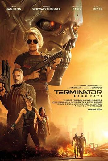 Terminator Dark Fate (2019) BluRay 720p Dual Audio ORG In [Hindi English]