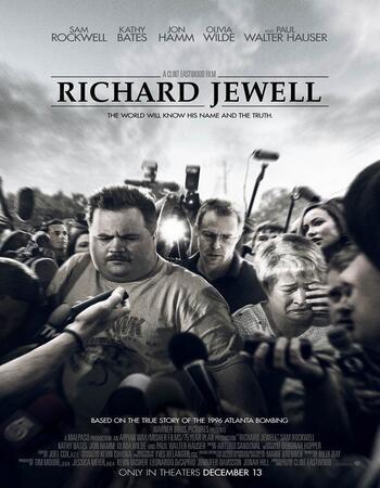 Richard Jewell (2019) BluRay 720p Full English Movie Download
