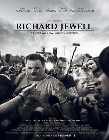 Richard Jewell (2019) BluRay 720p Full English Movie Download