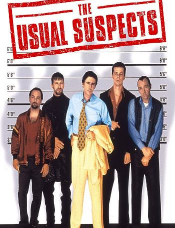 The Usual Suspects (1995) BluRay 720p Dual Audio In [Hindi English]