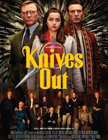 Knives Out (2019) BluRay 720p Full English Movie Download