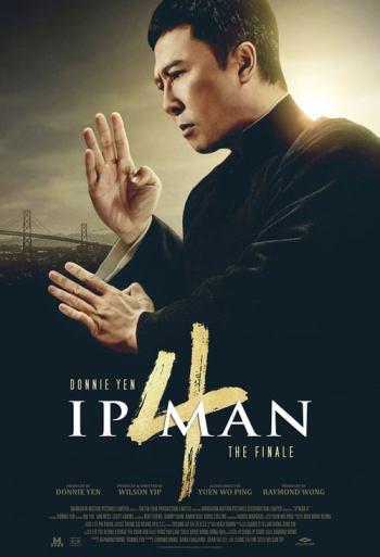Ip Man 4 The Finale (2019) HDrip HC Full English Movie Download