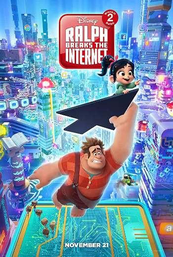 Ralph Breaks the Internet (2018) BluRay 720p Dual Audio ORG In [Hindi English]