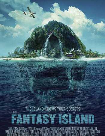 Fantasy Island (2020) HDcam 720p Full English Movie Download