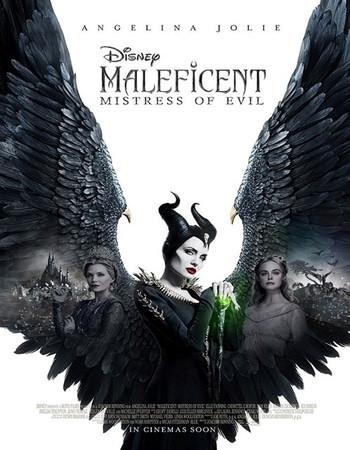Maleficent Mistress of Evil 2019 HDCam 720p Dual Audio in Hindi English