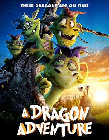 A Dragon Adventure (2019) WEB-DL 720p Full English Movie Download