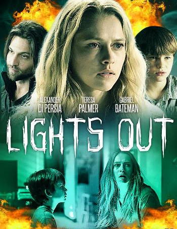 Lights Out (2016) BluRay 720p Dual Audio ORG In [Hindi English]