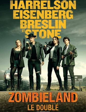Zombieland Double Tap (2019) BluRay 720p Dual Audio ORG In [Hindi English]
