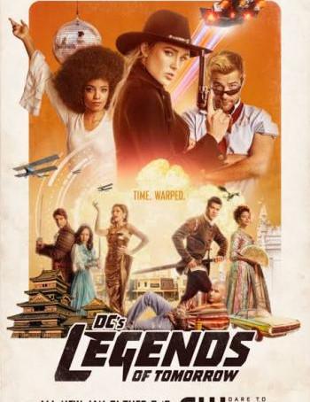 DC's Legends of Tomorrow Season 5 Episode 6 WEB-DL 720p Full Show Download