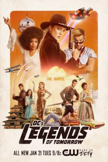 DC's Legends of Tomorrow Season 5 Episode 6 WEB-DL 720p Full Show Download