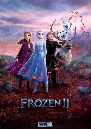 Frozen 2 (2019) BluRay 1080p Full English Movie Download