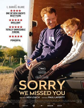 Sorry We Missed You (2019) WEB-DL 1080p Full English Movie Download