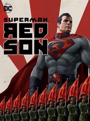 Superman Red Son (2020) WEB-DL 720p Full English Movie Download