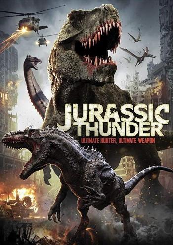 Jurassic Thunder (2020) WEB-DL 720p Full English Movie Download