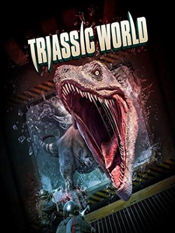 Triassic World (2018) BluRay 720p Dual Audio In [Hindi English]